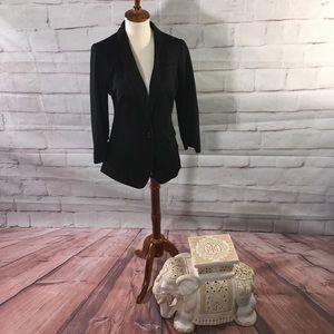 The Limited Blazer Jacket in Black